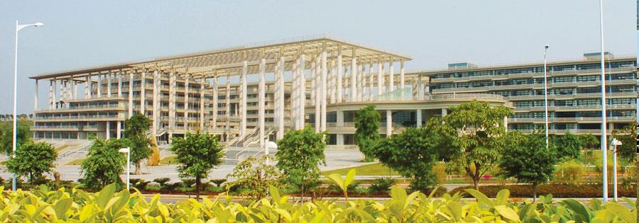 Main campus 1